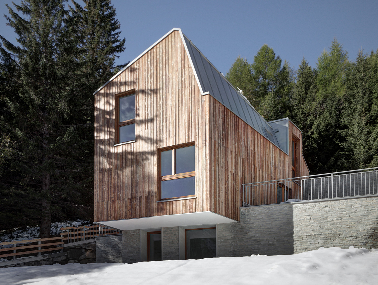 Casa FM / ES.arch + Consalez Rossi Architetti Associati , © Marcello Mariana
