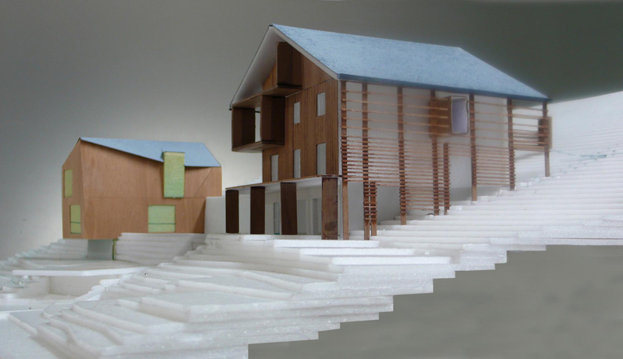 Gallery of casa fm consalez rossi architetti for Case arredate da architetti