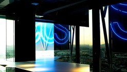 Salón Privado Torre Latinoamericana / Lorenzo Alvarez Arquitectos