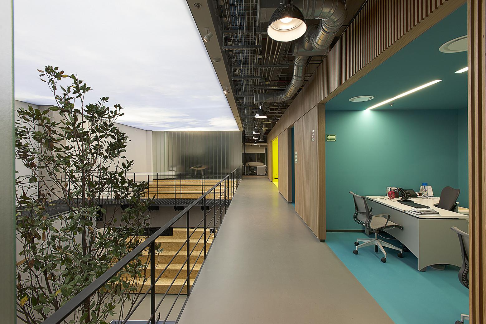 Cincomdos jsa archdaily - Proyecto diseno de interiores ...