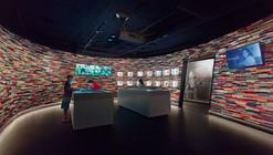Museum of Tolerance, Anne Frank Exhibit / Yazdani Studio of Cannon Design