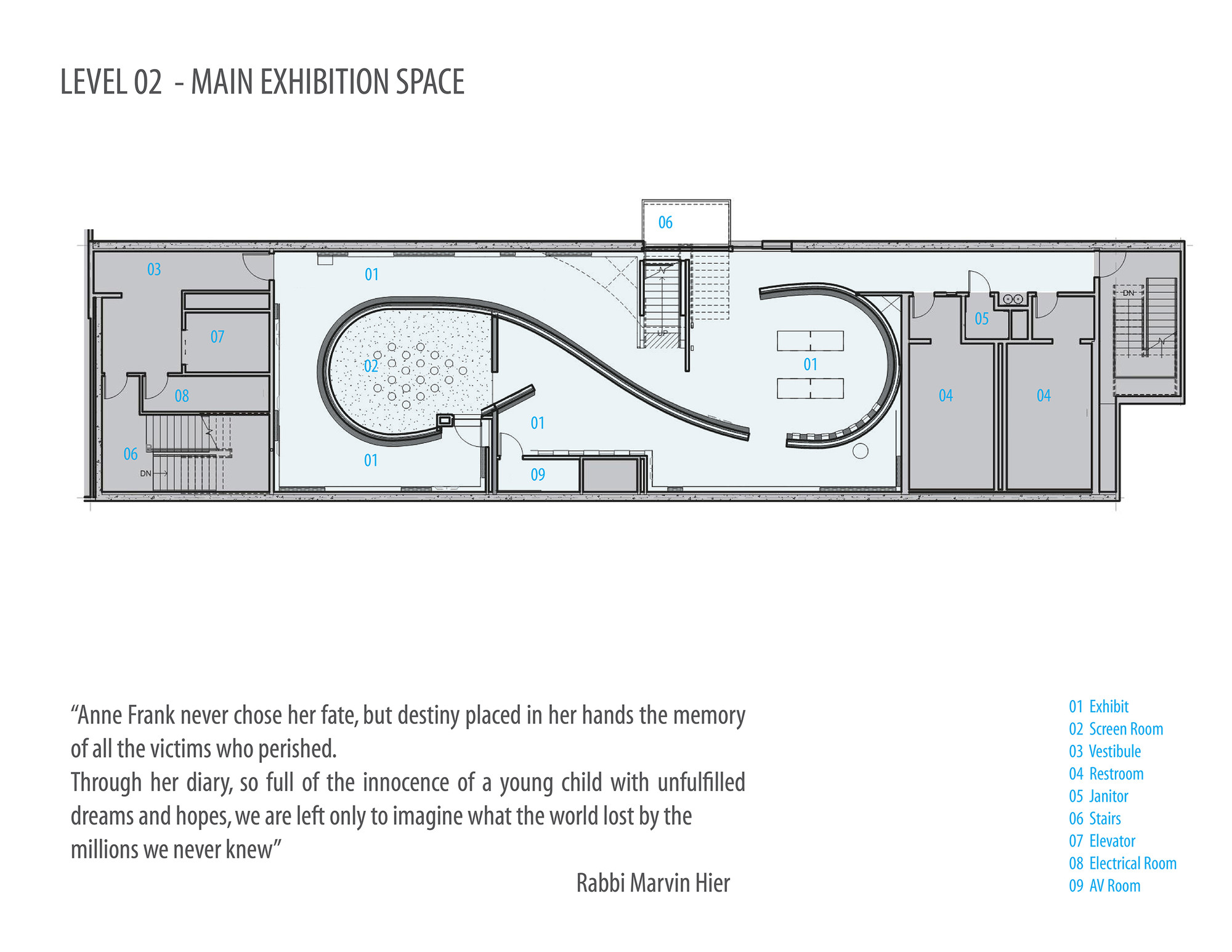 D Exhibition Layout : Gallery of museum tolerance anne frank exhibit