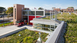 Engine Company 16 FireHouse / DLR Group