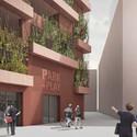 The Entrance. Image © JAJA Architects