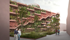 "JAJA Designs ""Park 'N' Play"" Parking Garage in Copenhagen"