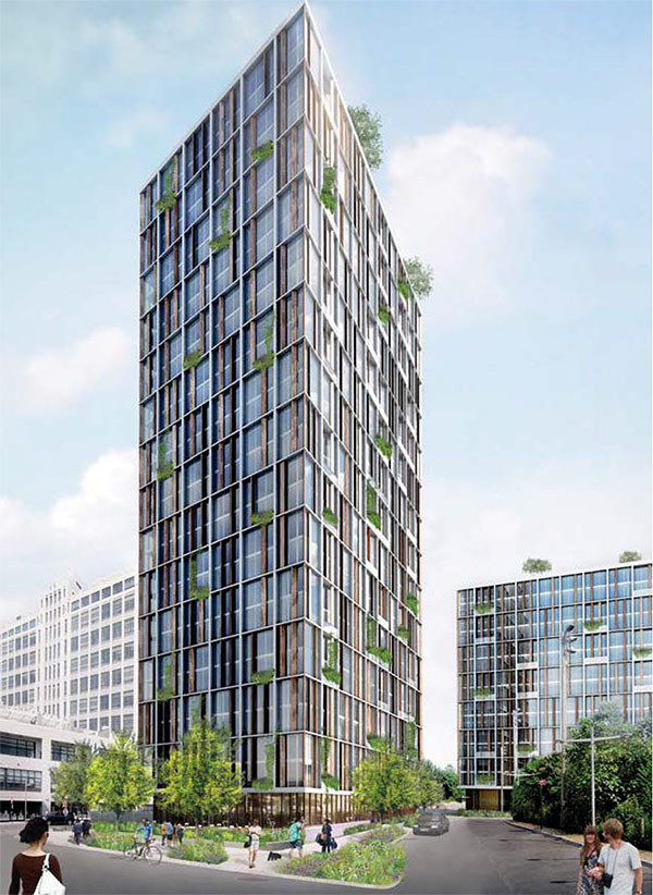 Fourteen Tower Proposals Unveiled For Controversial