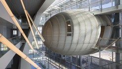 Escuela Porter de estudios ambientales / Geotectura + Chen Architects + Axelrod Grobman Architects