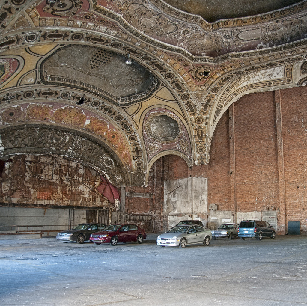 Could Detroit's Most Remarkable Ruin Finally Have a Future?