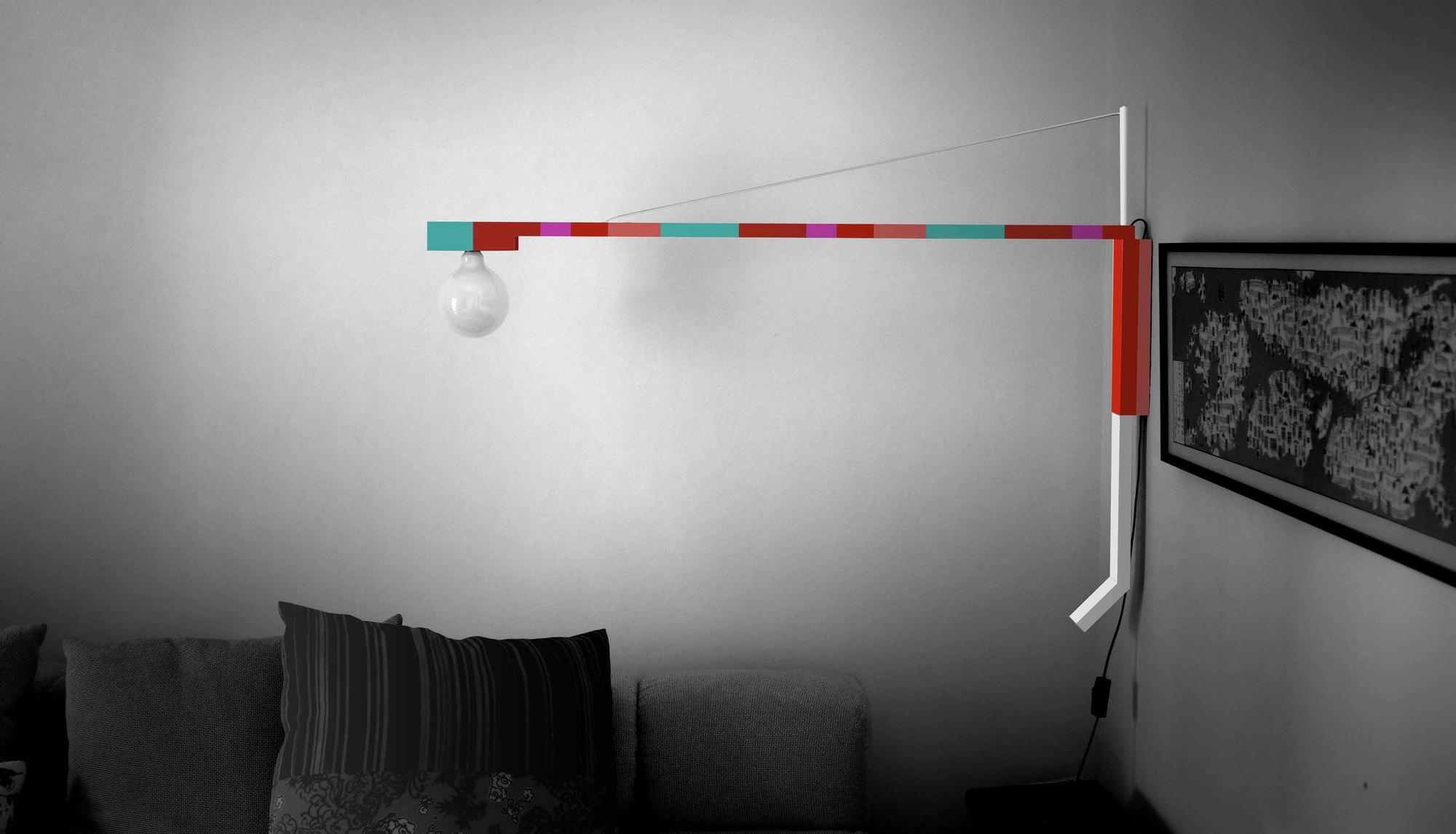 GRU Lamp y GRU City Lamp: diseñando y adaptando la luz en diferentes espacios por MDBA, GRU City Lamp. Image Courtesy of MDBA