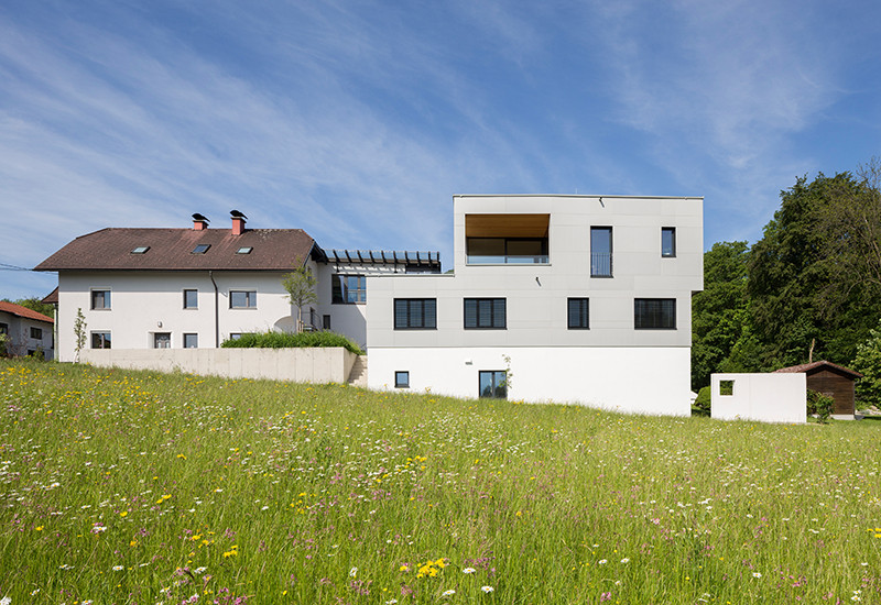 Residential building AATN / tp3 architekten, © Mark Sengstbratl