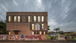 Cultural Warehouse for the Plínio Marcos School of Art and Culture / André Jost Mafra + Natasha Mendes Gabriel + Thaís Polydoro Ribeiro
