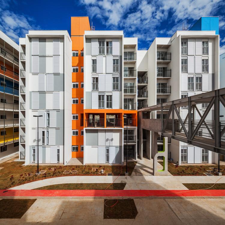 SEHAB Heliópolis / Biselli Katchborian Arquitetos, © Nelson Kon