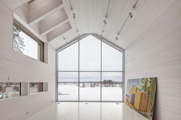 Casa Riihi / OOPEAA, © Jussi Tiainen