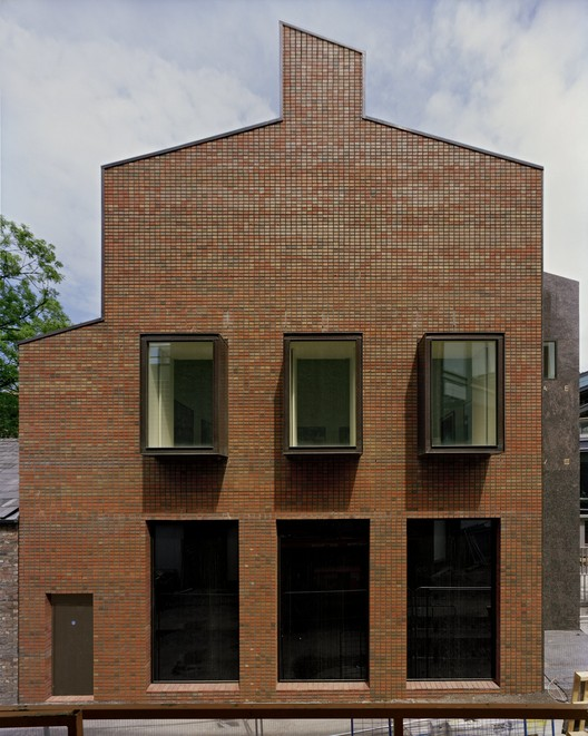 The Bluecoat / Hans van der Heijden Architect, © Stefan Müller