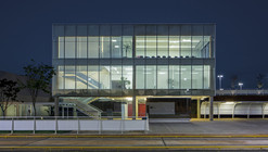 New Mahle Distribution Center / LoebCapote Arquitetura e Urbanismo