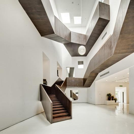 Design Collective / Neri & Hu. Image © Shen Zhonghai