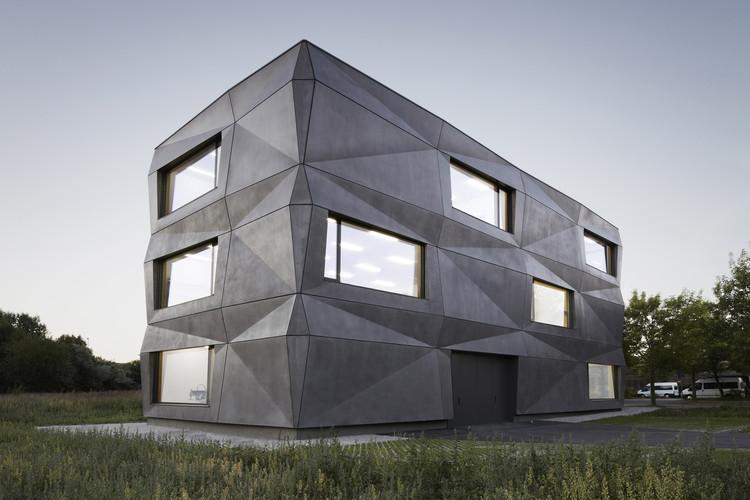 Textilmacher / tillicharchitektur, © Michael Compensis