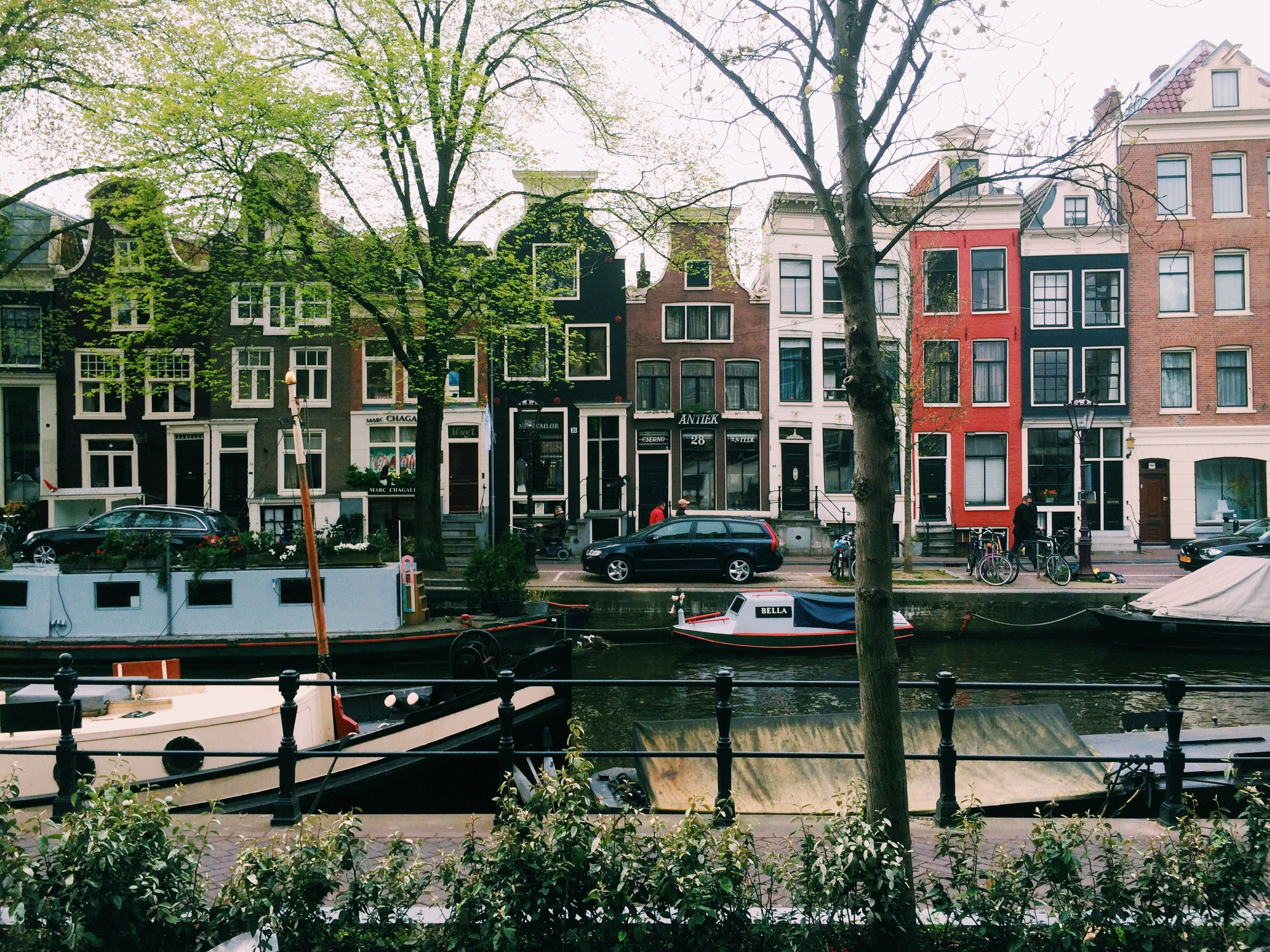 "Amsterdam is ""Dirty, Filthy, and Too Full"""