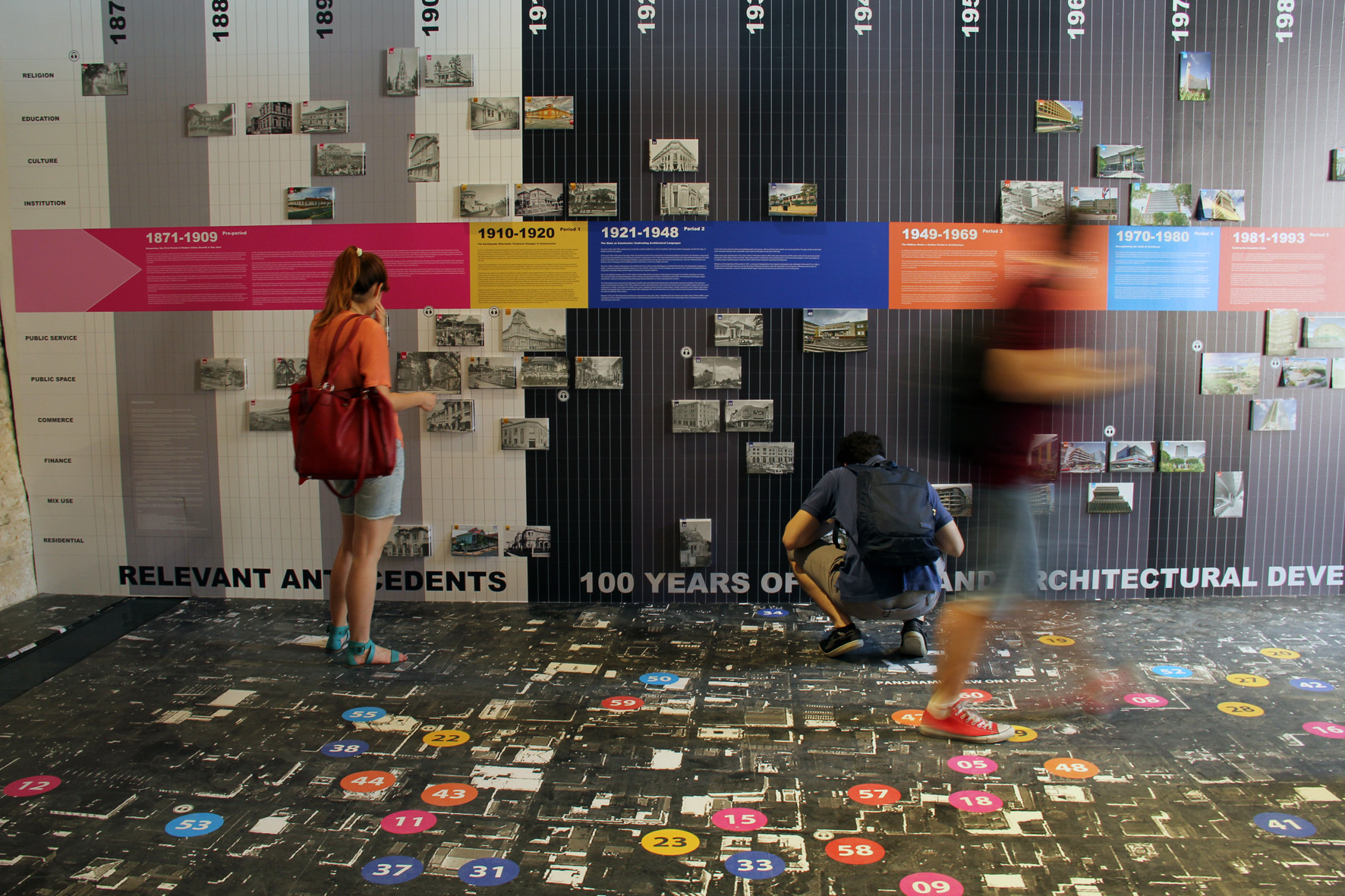 Ticollage City / Costa Rica Pavilion at the Venice Biennale 2014, Courtesy of Costa Rica Pavilion