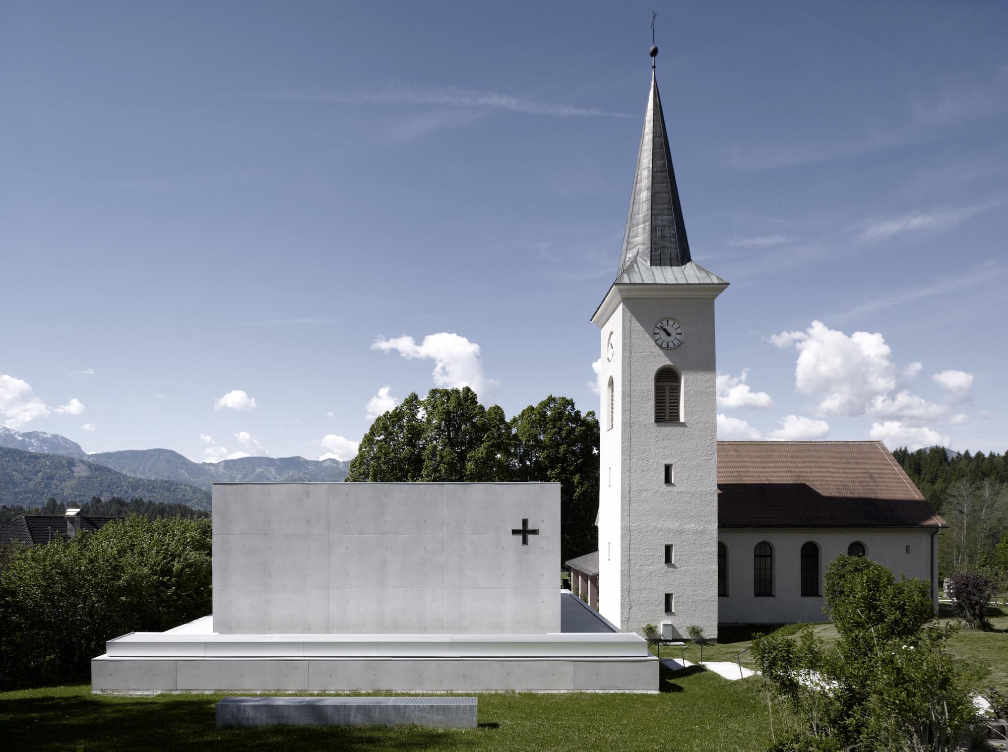 Fresach Diocesan Museum / Marte.Marte Architekten, © Marc Lins Photography