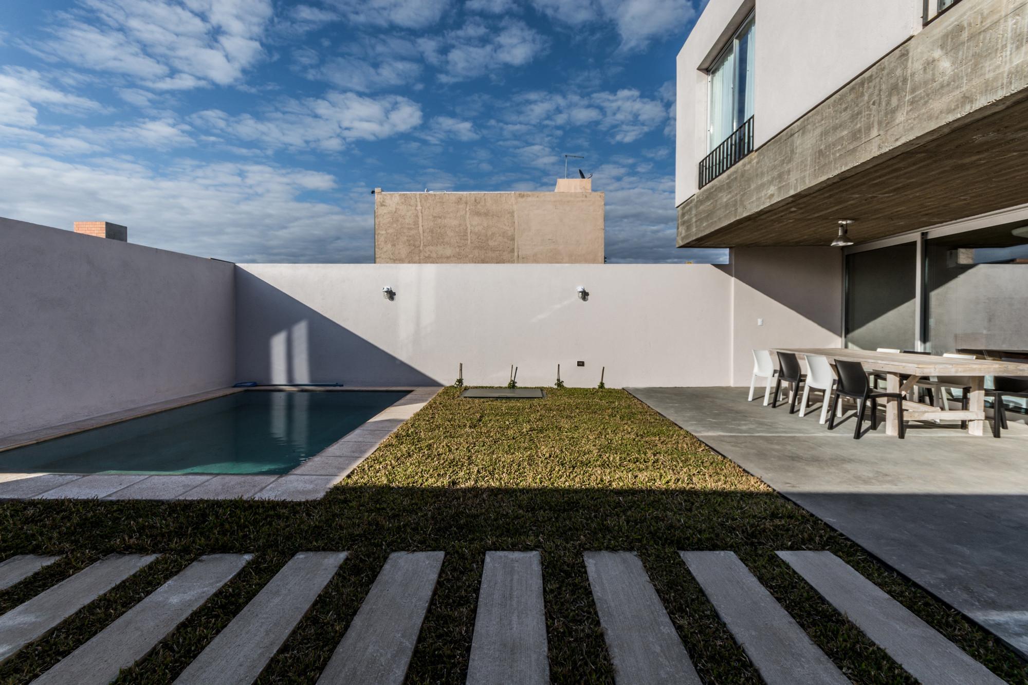 Sebastian Patiño House / Adolfo Mondejar, © Gonzalo Viramonte