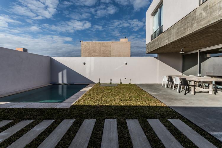 Casa Sebastian Patiño / Adolfo Mondejar Estudio de Arquitectos, © Gonzalo Viramonte