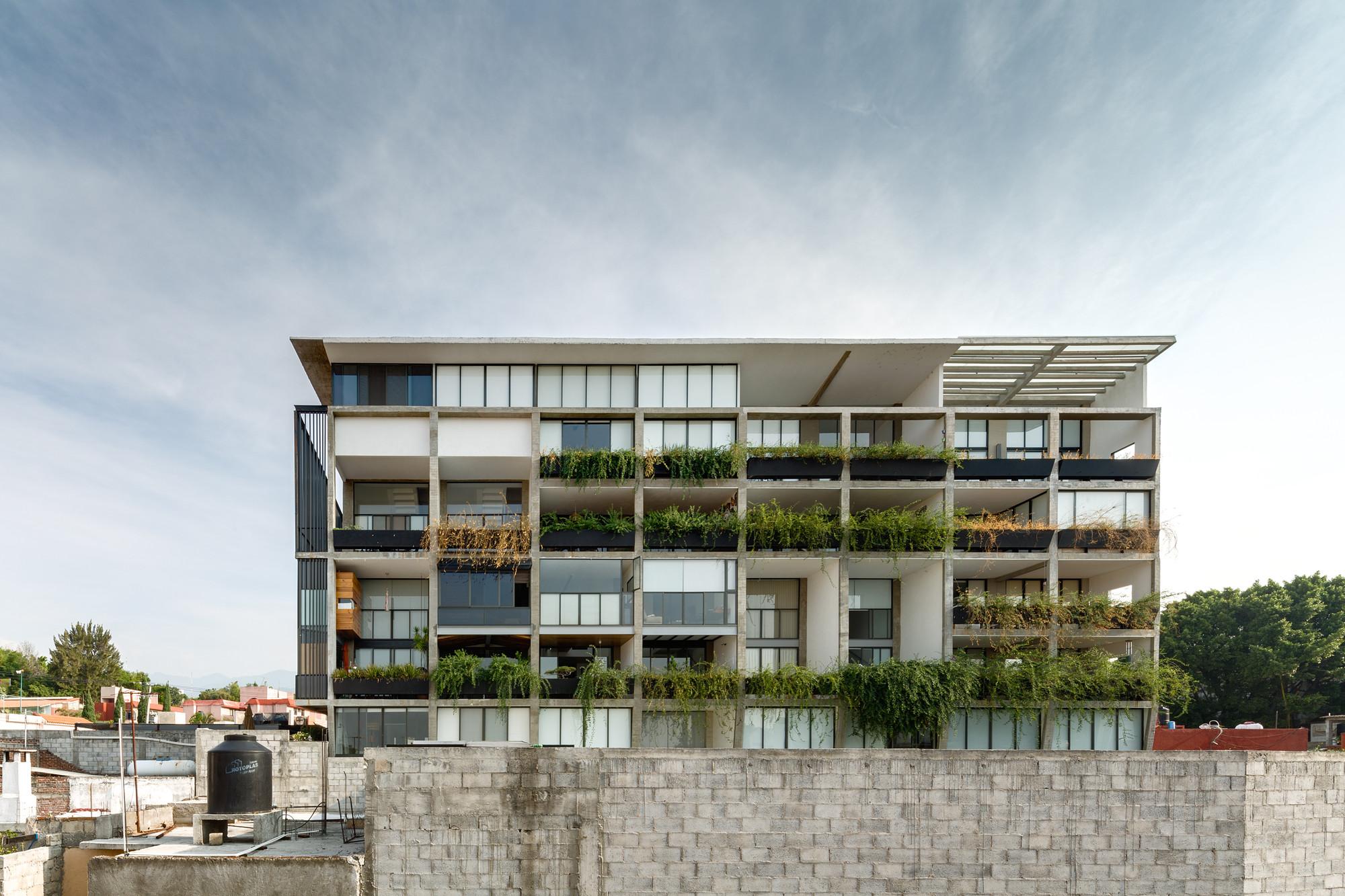 NT24 / Aflo Arquitectos, © Rafael Gamo