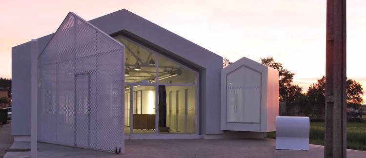 Centro de Interpretación de la Resina / Óscar Miguel Ares Álvarez, Courtesy of Óscar Miguel Ares Álvarez