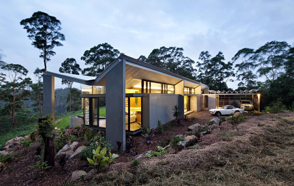 Montville Residence / Sparks Architects, © Christoper Frederick Jones