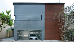 House in Shatin Mid-Level / Millimeter Interior Design Limited