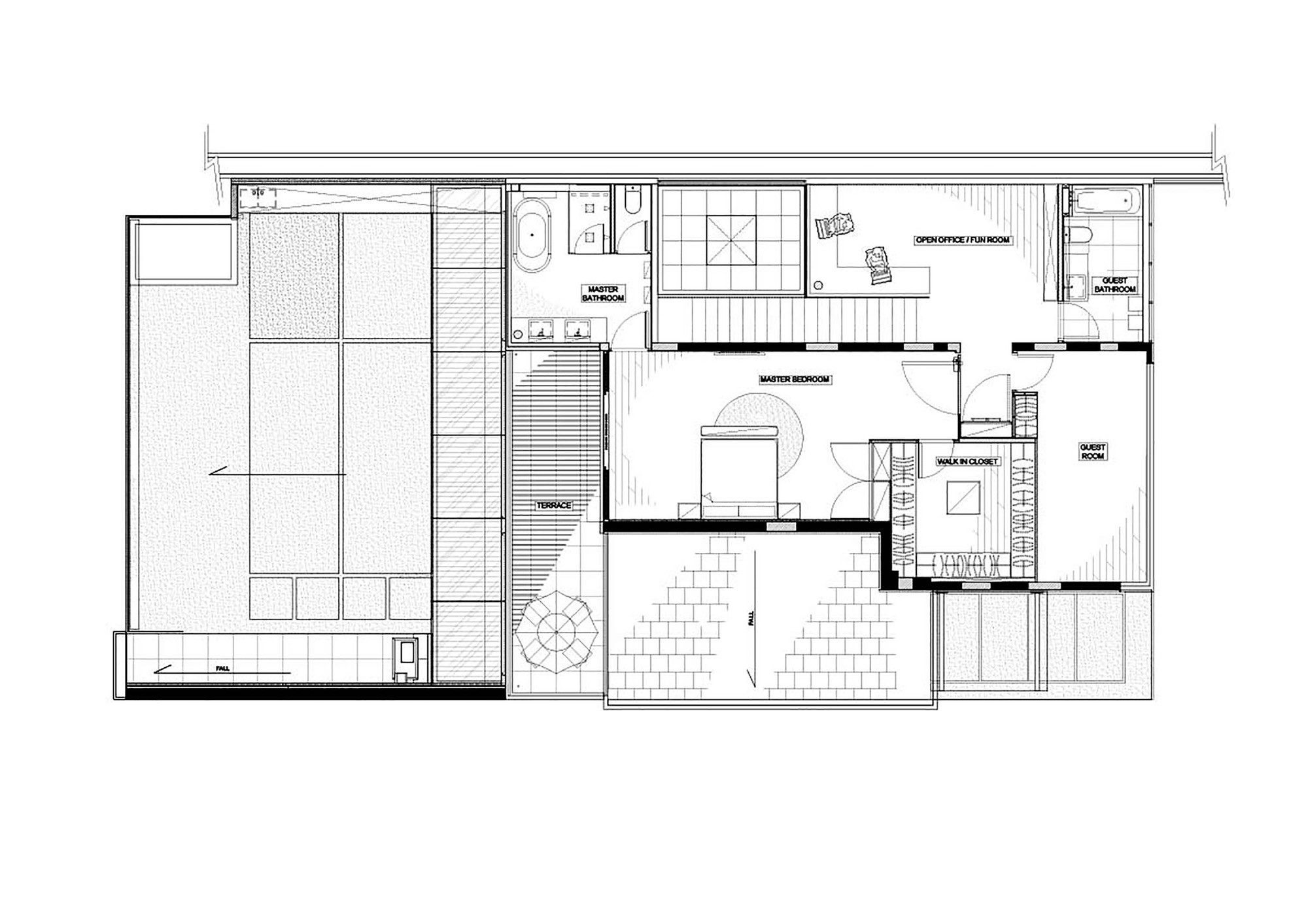 Gallery of house in shatin mid level millimeter interior for House plans interior photos