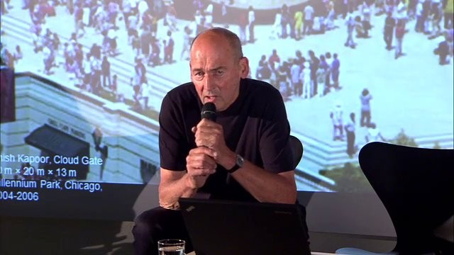 34 Football Fields of Museums: Rem Koolhaas Talks at the Galeries Lafayette