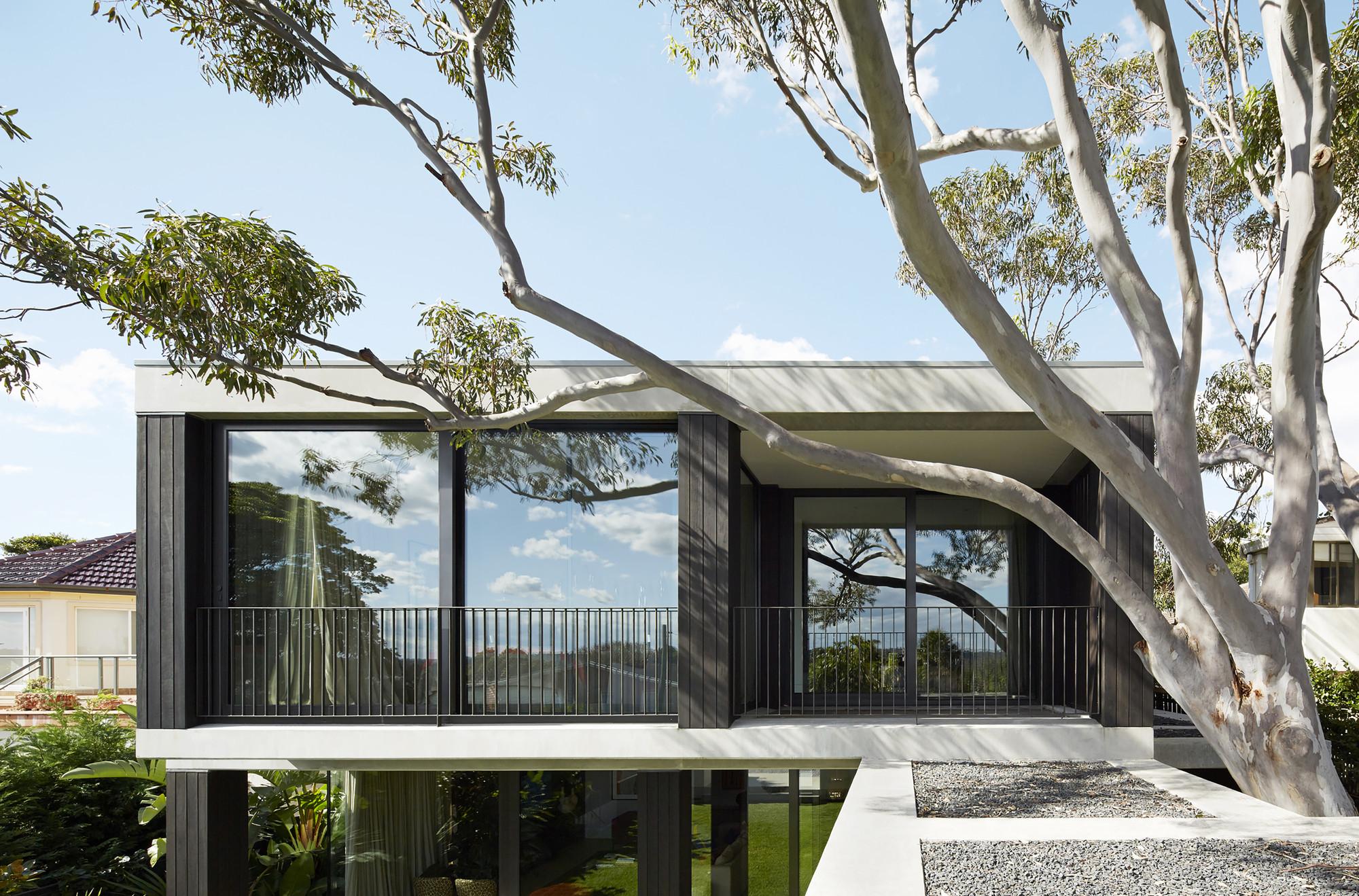 Hopetoun Residence / B.E Architecture, © Peter Clarke