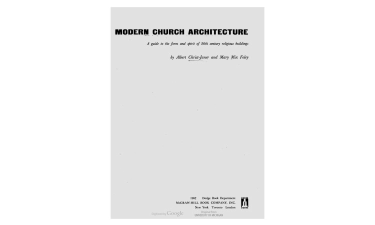 Gallery of 25 Free Architecture Books You Can Read Online - 24