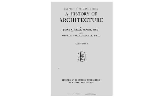 history of architecture essay