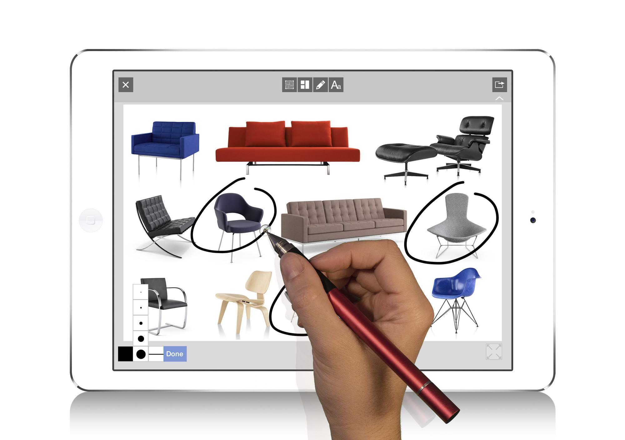 Galer a de aplicaciones para arquitectos morpholio board for Aplicaciones para arquitectos