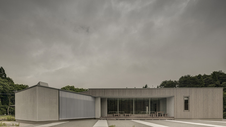 Centro Comunitario Casa Orandajima / Martin van der Linden +  Ayumu Ota + Yuko Kawakita, © Josh Lieberman