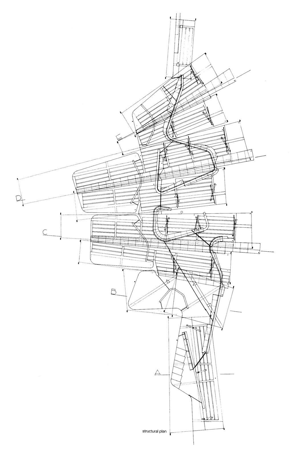 Floor Plan Sketch Software Ad Classics Olympic Archery Range Enric Miralles