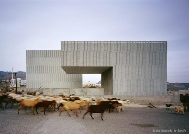 Día Mundial de la Fotografía: Jesús Granada por Grupo Aranea, Espacio Escénico en Níjar (Almería) | MGM arquitectos. Image © Jesús Granada