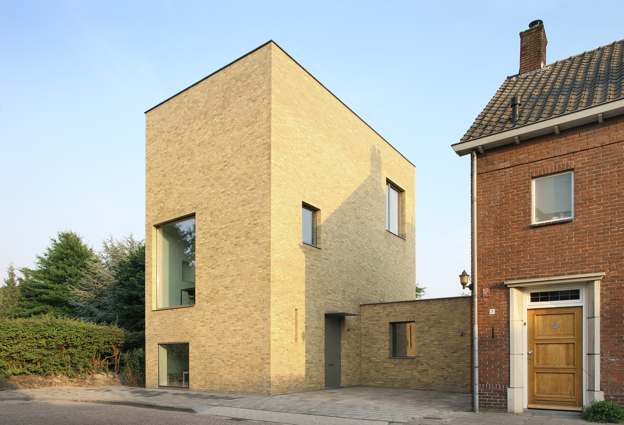 Bedaux-Nagengast  Residence / Bedaux de Brouwer Architects, © Filip Dujardin