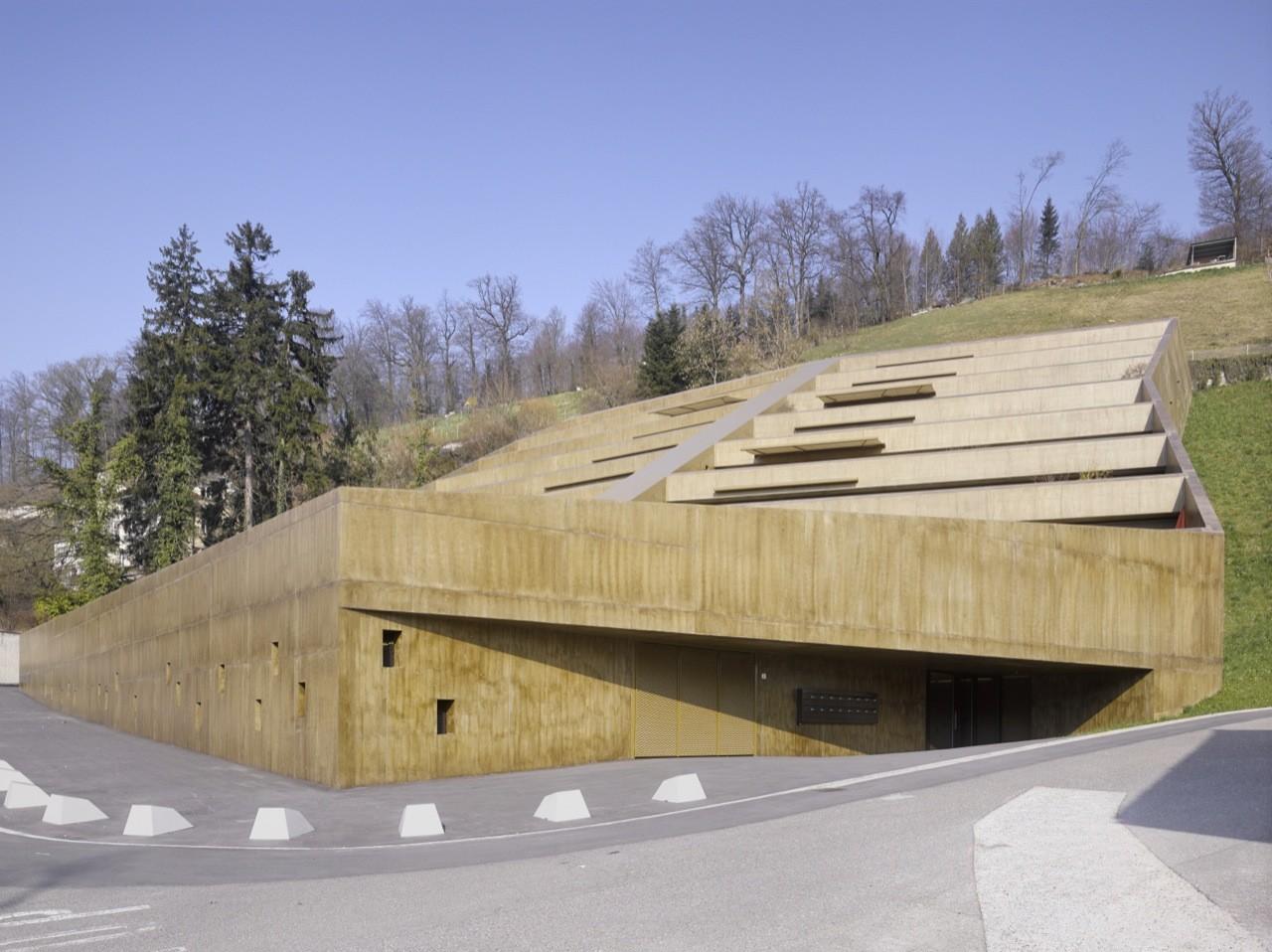 Bruggerberg / Ken Architekten, © Hannes Henz