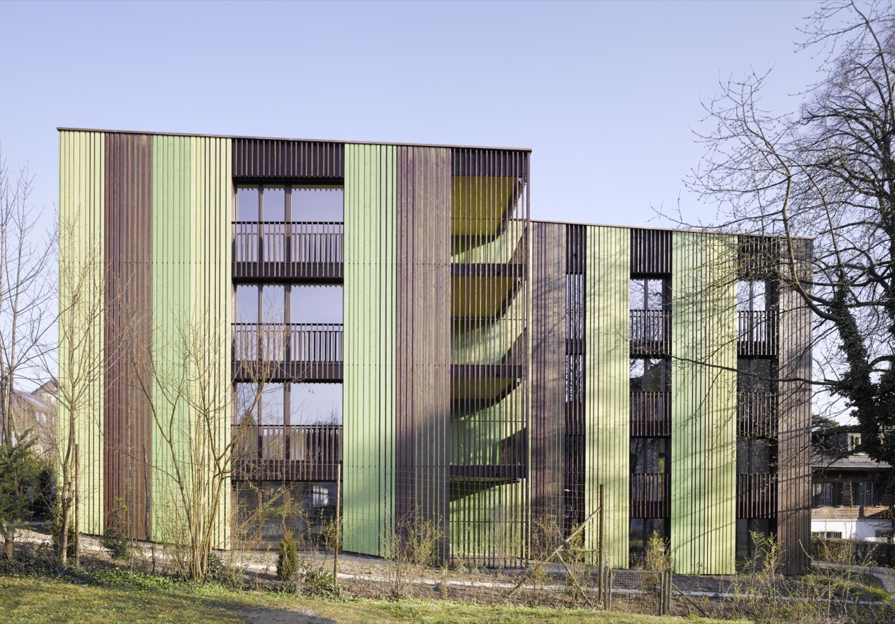 Lindenrinde / Ken Architects, © Hannes Henz