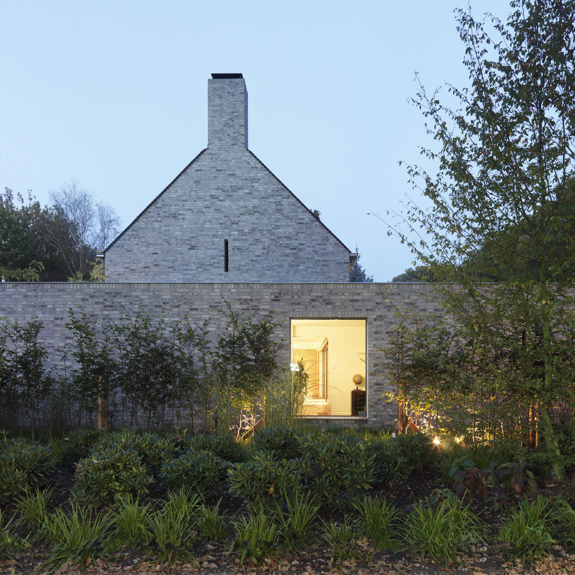 Villa Rotonda / Bedaux de Brouwer Architects, © Michel Kievits