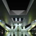Sheikh Zayed Bridge / Zaha Hadid Architects. Image © Christian Richters