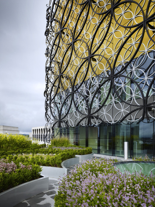 World Photo Day: Christian Richters by Francine Houben, Library of Birmingham / Mecanoo. Image © Christian Richters