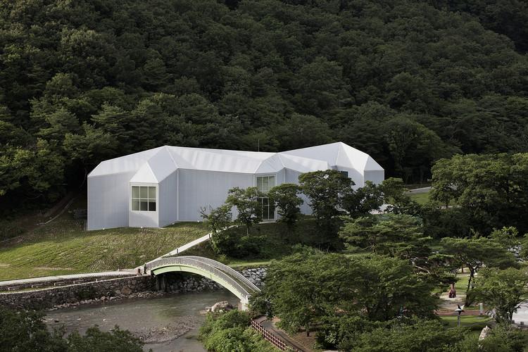 Chang Ucchin Museum in Yangju / Chae-Pereira Architects, © Park Wansoon