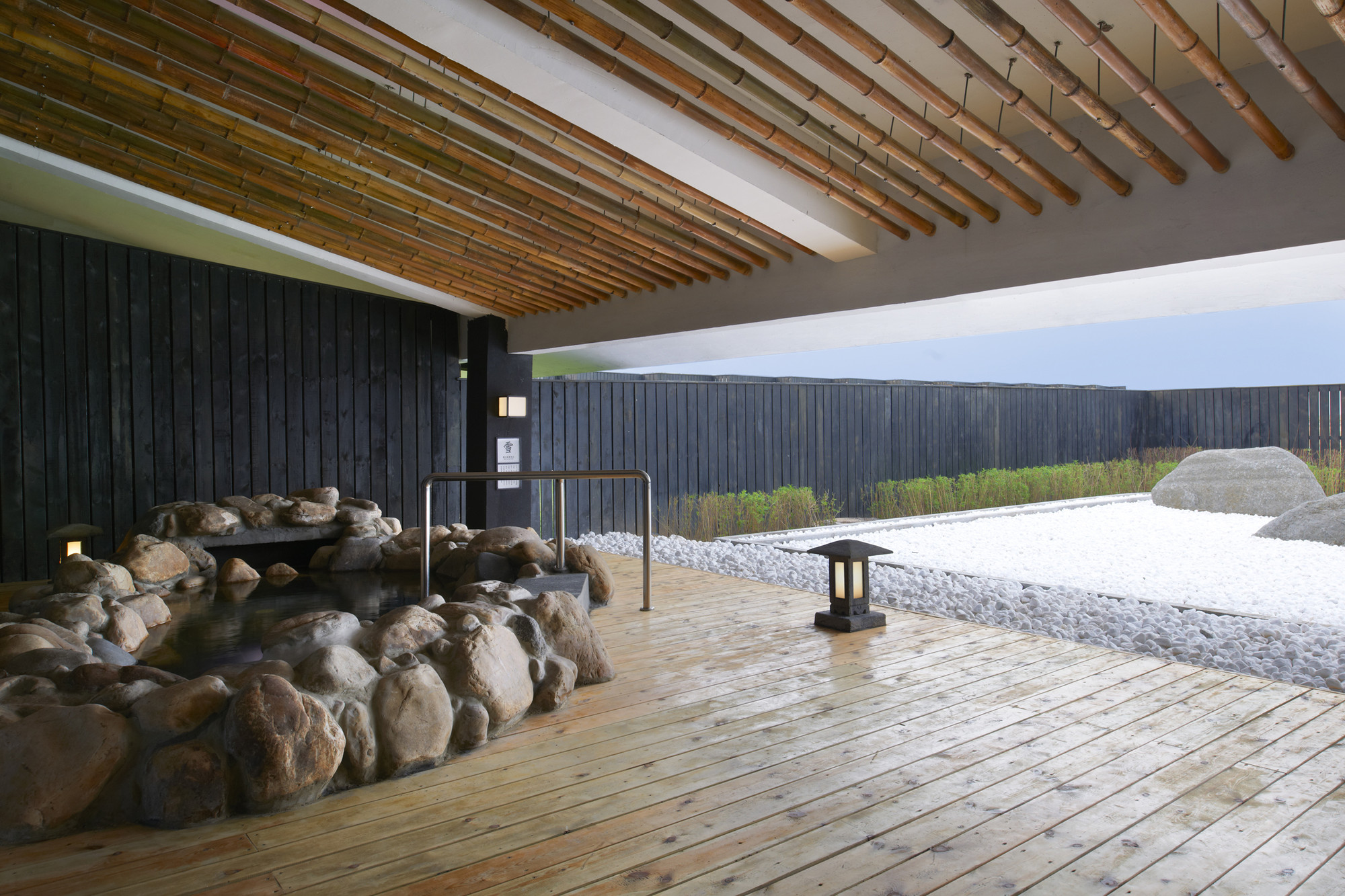 Qiqihaer Hezhitang Hot Spring  A-Asterisk  Archdaily-3850