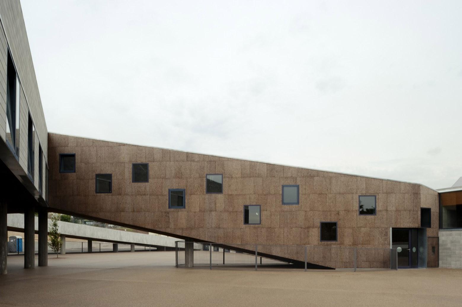 Leça do Balio School / aNC arquitectos, © Daniel Malhão