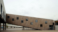 Leça do Balio School / aNC arquitectos