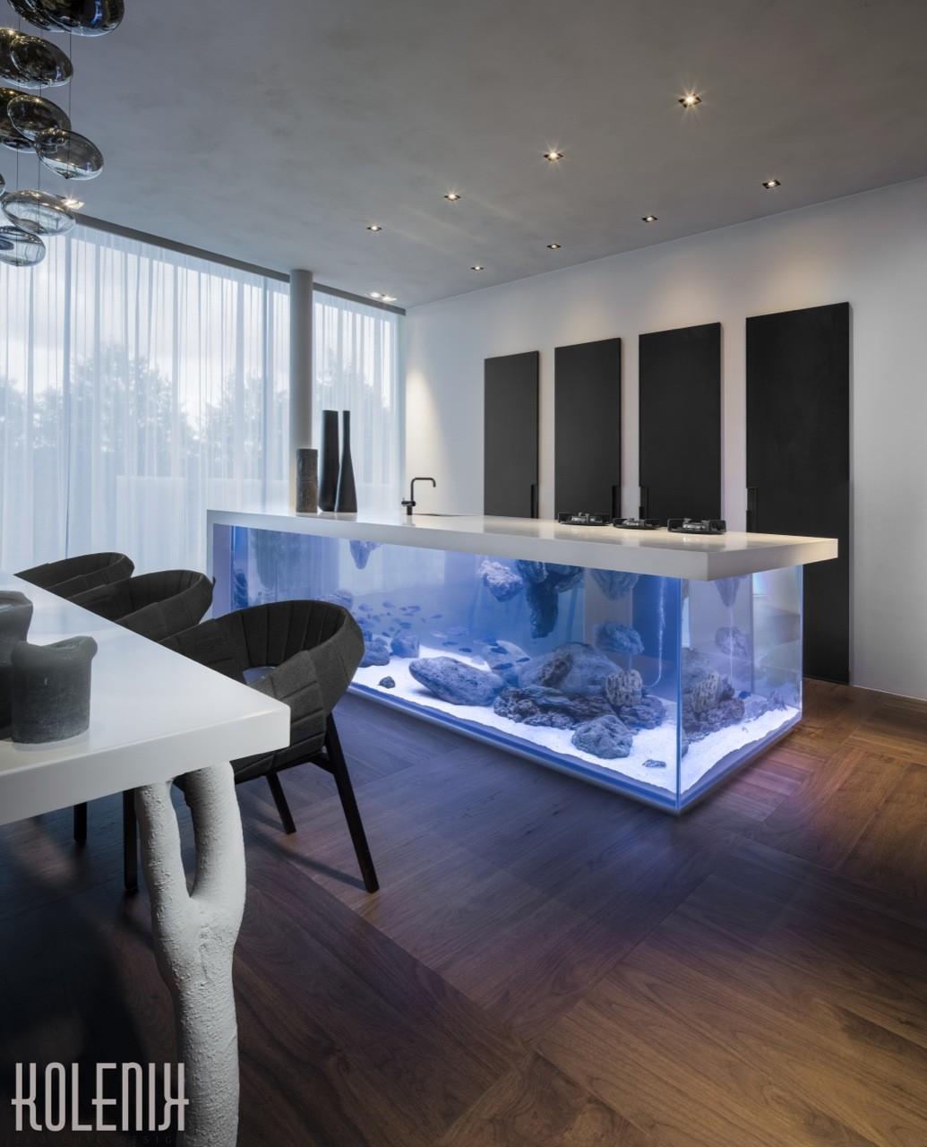 Dutch Kitchen Design Gallery Of Island With A View Dutch Kitchen Incorporates Elegant .